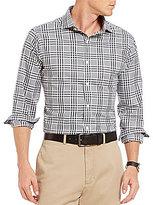 Daniel Cremieux Long-Sleeve Plaid Woven Shirt