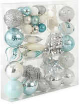 North Pole Trading Co. Nordic Frost Frozen 50-pc. Christmas Ornament