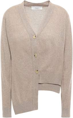 Pringle Asymmetric Cashmere Cardigan
