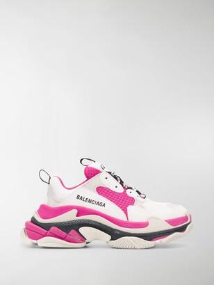 Balenciaga Chunky Low-Top Sneakers