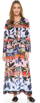 Clover Canyon Riviera Sunrise Maxi Dress