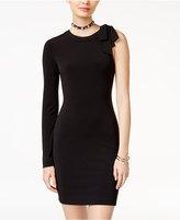Teeze Me Juniors' One-Shoulder Party Dress
