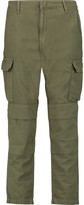 Rag & Bone Cargo cotton straight-leg pants