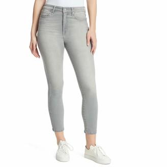 William Rast Women's Misses High Rise Ankle Skinny Jean