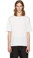 Issey Miyake White Bio Cotton T-shirt
