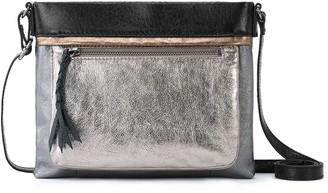 The Sak Sanibel Leather Crossbody Bag