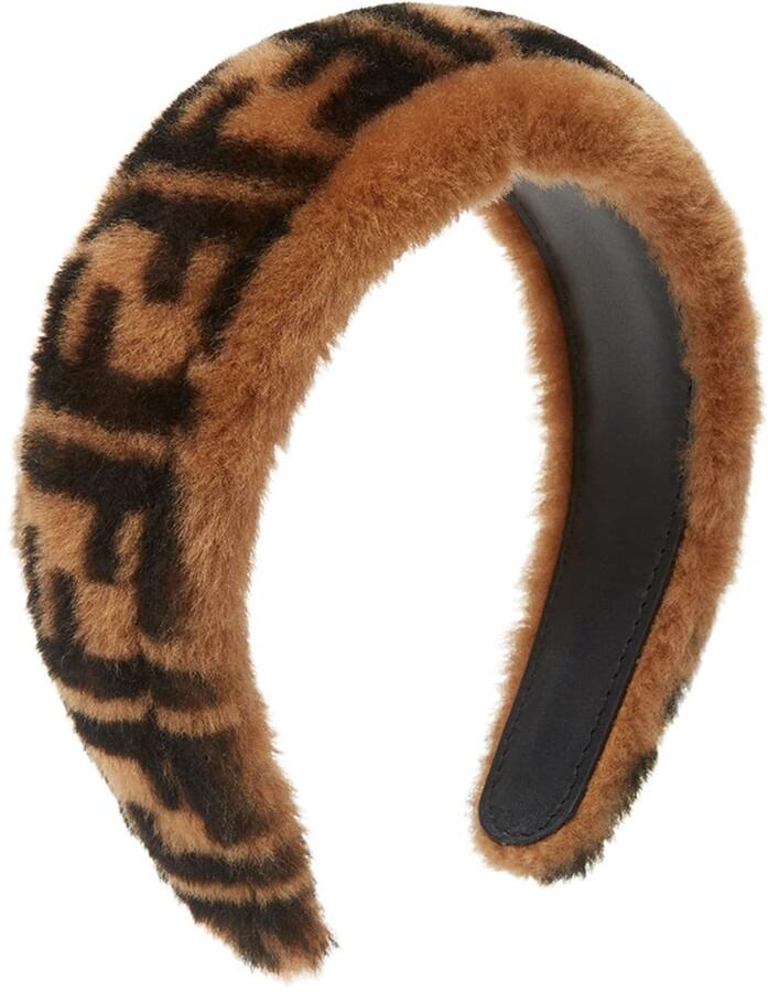 Fendi FF motif hairband