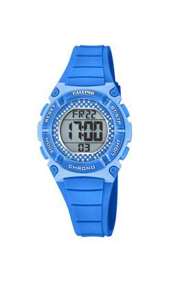 Calypso Watches Watches Unisex Adult Digital Quartz Watch with Plastic Strap K5756/2