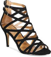 Report Kareena Caged Dress Sandals