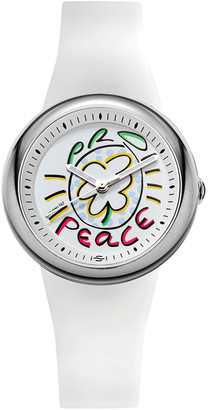 Philip Stein Teslar Unisex Peace/Love Watch