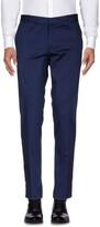 Grey Daniele Alessandrini Casual pants - Item 13036451