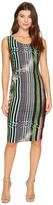 Nicole Miller Gypsy Grunge Lauren Women's Dress