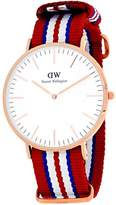 Daniel Wellington Classic Exceter Collection 0112DW Men's Analog Watch