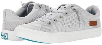 Blowfish Poppy (Off-White/Light Gray Fly Knit) Women's Shoes