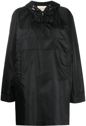 Alyx Boxy Fit Hooded Coat