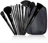 e.l.f. Cosmetics e.l.f. Studio 11 Piece Brush Collection Black Makeup Brushes Professional ELF
