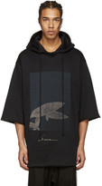 Song For The Mute Black Beau Hoodie