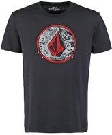 Volcom Basic Fit Print Tshirt Black