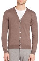 Eleventy Fine Gauge Button Cardigan