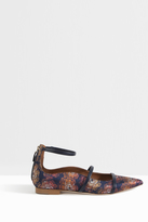 Malone Souliers Robyn Pointed Flats