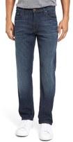 J Brand Kane Slim Straight Leg Jeans (Kabru Blue)