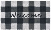 Thumbnail for your product : Seventh Studio Checkered Coir Door Mat Bedding