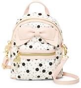 Betsey Johnson Backpack Crossbody