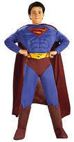 Superman Returns: Muscle Chest Child Costume- Size Large