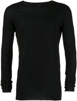 Rick Owens Biker Level top - men - Cotton - S