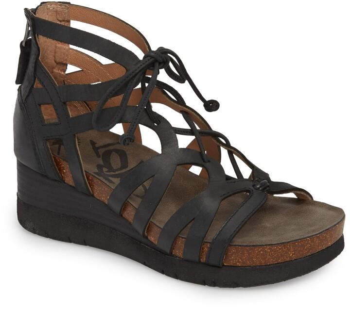 OTBT Escapade Wedge Sandal