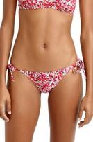 J.Crew Women's Liberty Side Tie Bikini Bottoms