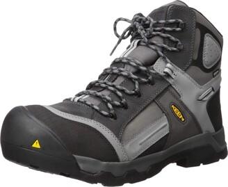 """Keen Men's Davenport 6"""" 400G CT Waterproof Work Boot"""