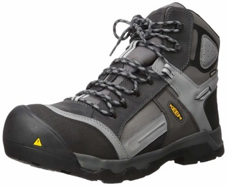 """Keen Men's Davenport 6"""" Composite Toe Insulated 400g Waterproof Work Boot"""