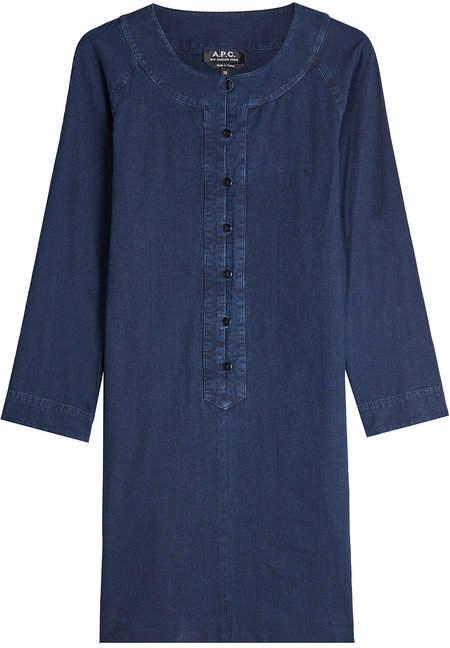 A.P.C. Denim Dress