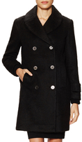 French Connection Double Breasted Boyfriend Coat