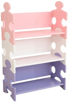 Kid Kraft Puzzle Book Shelf