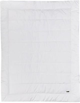 Herno Logo Plaque Padded Blanket