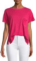 Rag & Bone Crewneck Short-Sleeve Cotton T-Shirt