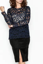 Fifteen-Twenty Fifteen Twenty Long Lace Top