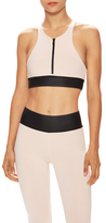 Ophelia Zip Ballet Exclusive Sports Bra