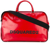 DSQUARED2 seventies duffle bag - men - Polyurethane/Polyester/Viscose - One Size