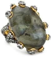 "Azaara Paris"" Bedelia Ring, Size 8"