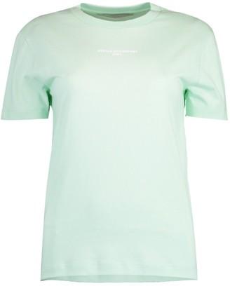 Stella McCartney Logo Printed T-Shirt