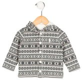 Ralph Lauren Boys' Hooded Abstract Print Jacket w/ Tags