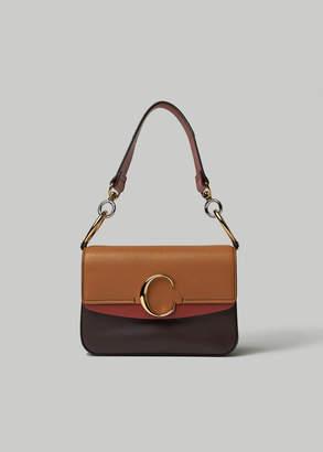 Chloé Multicolor Satchel Bag