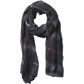 Tickled Pink Women's Preppy Lightweight Scarf