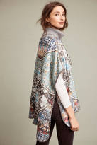 Anthropologie Cascadilla Creek Poncho