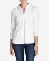 Eddie Bauer Women's Signature Fleece Full-Zip Hoodie