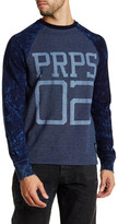 PRPS Diger Graphic Long Sleeve Knit Tee