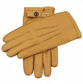 Dents Hampton Mustard Leather Gloves